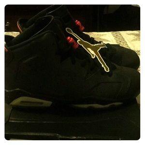 Retro Jordan 6 Fairly New
